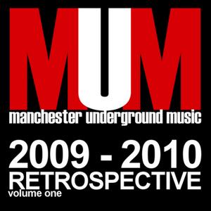 HOLMES, Mark/VARIOUS - 2009 2010 Retrospective Vol 1 (unmixed tracks)