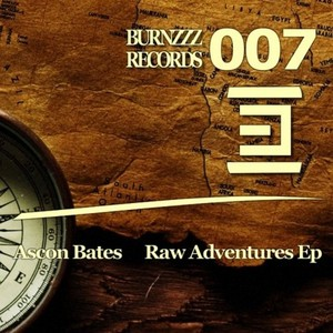 BATES, Ascon - Raw Adventures EP