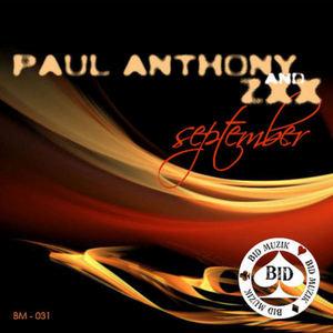 ANTHONY, Paul/ZXX - September