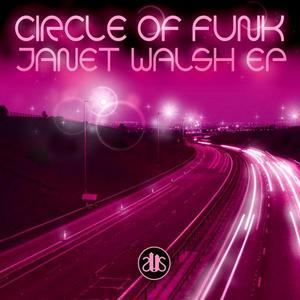 CIRCLE OF FUNK - Janet Walsh EP