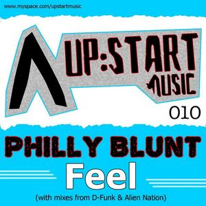 PHILLY BLUNT - Feel