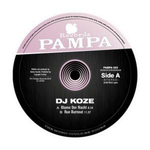 DJ KOZE - Rue Burnout