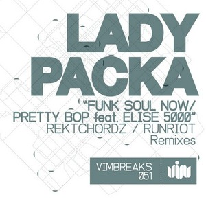 LADY PACKA - Funk Soul Now