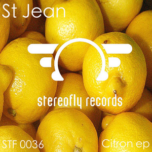 ST JEAN - The Black Lemon EP