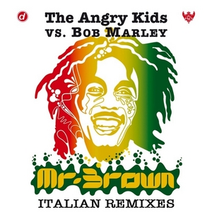 ANGRY KIDS, The vs BOB MARLEY - Mr Brown Italian (remixes)