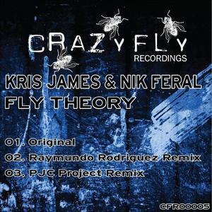 FERAL, Nik/KRIS JAMES - Fly Theory