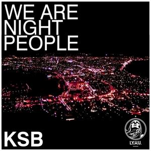 BERG, Karl S - We Are Nightpeople