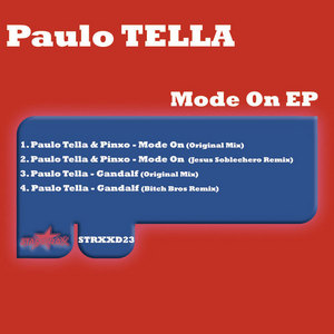 TELLA, Paulo - Mode On EP