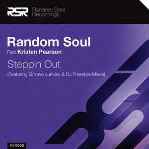 RANDOM SOUL feat KRISTEN PEARSON - Steppin Out