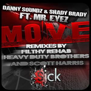 SOUNDZ, Danny/SHADY BRADY/MR EYEZ - Move