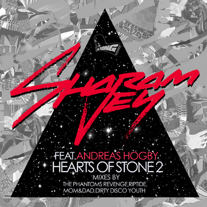 JEY, Sharam feat ANDREAS HOGBY - Hearts Of Stone Vol 2
