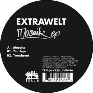 EXTRAWELT - Mosaik EP