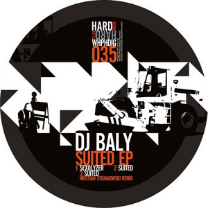 DJ BALY - Suited EP