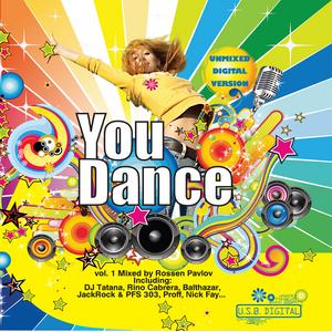 VARIOUS - You Dance Vol 1 (unmixed Digital version)