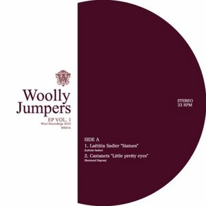 SADIER, Laetitia/CASTANETS/PETER BRODERICK/DOUBLE U - Woolly Jumpers EP 1