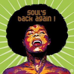 VARIOUS - Soul's Back Again!