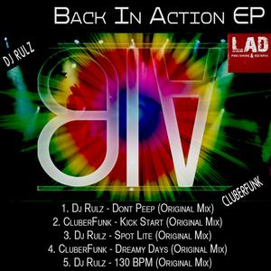 DJ RULZ/CLUBERFUNK - Back In Action