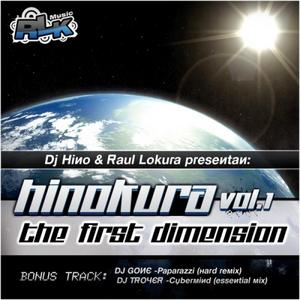 DJ HINO & RAUL LOKURA/DJ TROYER/DJ GONE - Hinokura Vol 1