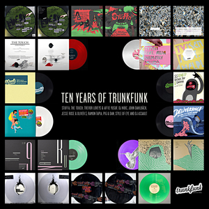 DJ NIBC/VARIOUS - Ten Years Of Trunkfunk (unmixed tracks)