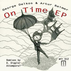 DELKOS, George/ARTUR REIMER - On Time EP