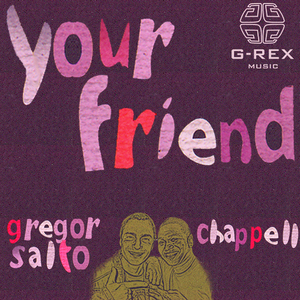 SALTO, Gregor - Your Friend