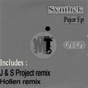 SYNTHEK - Pejor EP