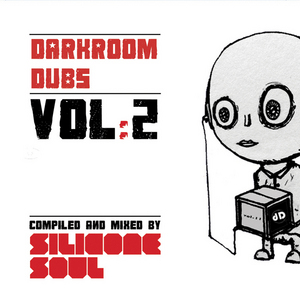 SILICONE SOUL/VARIOUS - Darkroom Dubs Vol 2 (unmixed tracks)