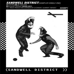 FUNCTION/SILENT SERVANT - Sampler Single 1
