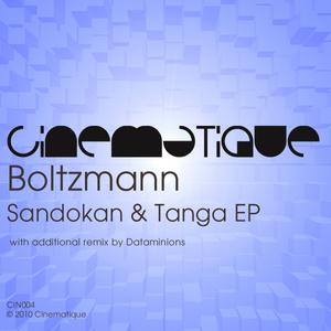 BOLTZMANN - Sandokan & Tanga EP