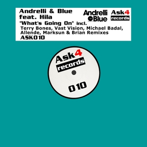 ANDRELLI & BLUE feat HILA - What's Going On