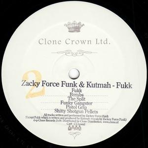 ZACKY FORCE FUNK feat KUTMAH - Fukk
