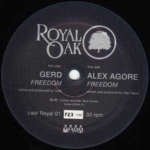 GERD/ALEX AGORE - Freedom