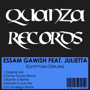 GAWISH, Essam feat JULIETTA - Egyptian Drums