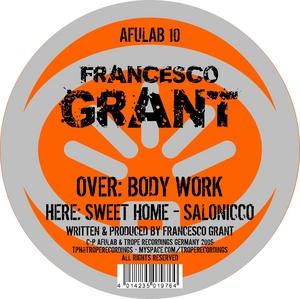 GRANT, Francesco - Body Work