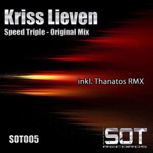 LIEVEN, Kriss - Speed Triple