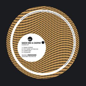 SASCH BBC & CASPAR - Cookie EP