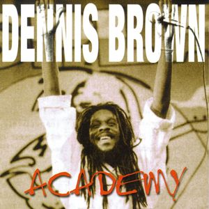 DENNIS BROWN - Live At Brixton Academy