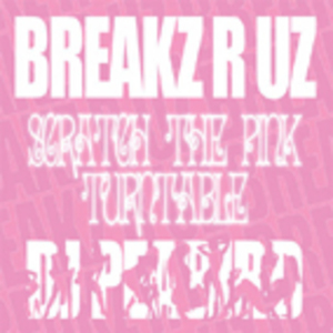 DJ PEABIRD - Scratch The Pink Turntable