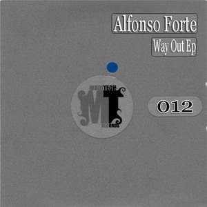 FORTE, Alfonso - Way Out EP