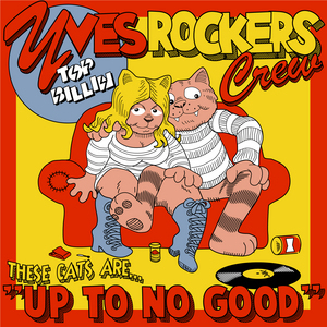 YVES ROCKERS CREW - Up To No Good EP