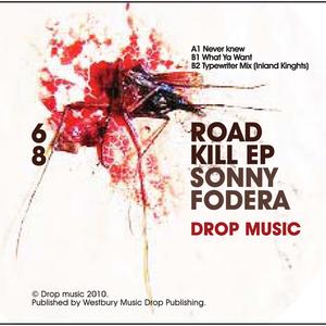 FODERA, Sonny - Road Kill EP