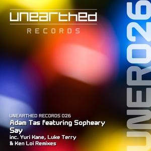 TAS, Adam feat SOPHEARY - Say