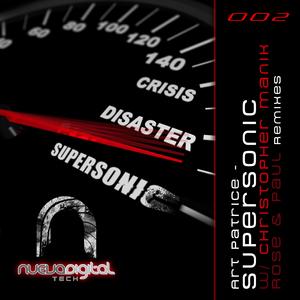 ART PATRICE - Supersonic