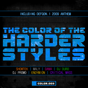 VARIOUS - The Color Of The Harder Styles (Part 2)