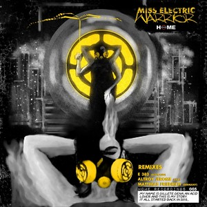 MISS ELECTRIC - Warrior