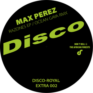 PEREZ, Max - Razones EP