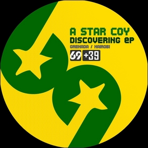 A STAR COY - Discovering EP