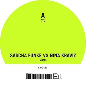 FUNKE, Sascha vs NINA KRAVIZ - Moses
