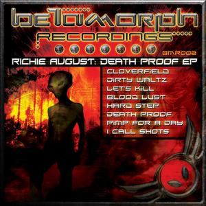 AUGUST, Richie - The Deathproof EP