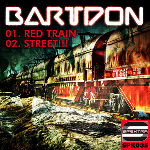 BARTDON - Red Train